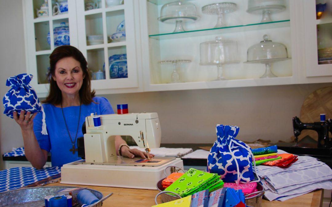 Design and sew a beach bag