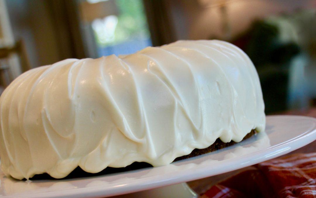 Ridley Pumpkin Cake