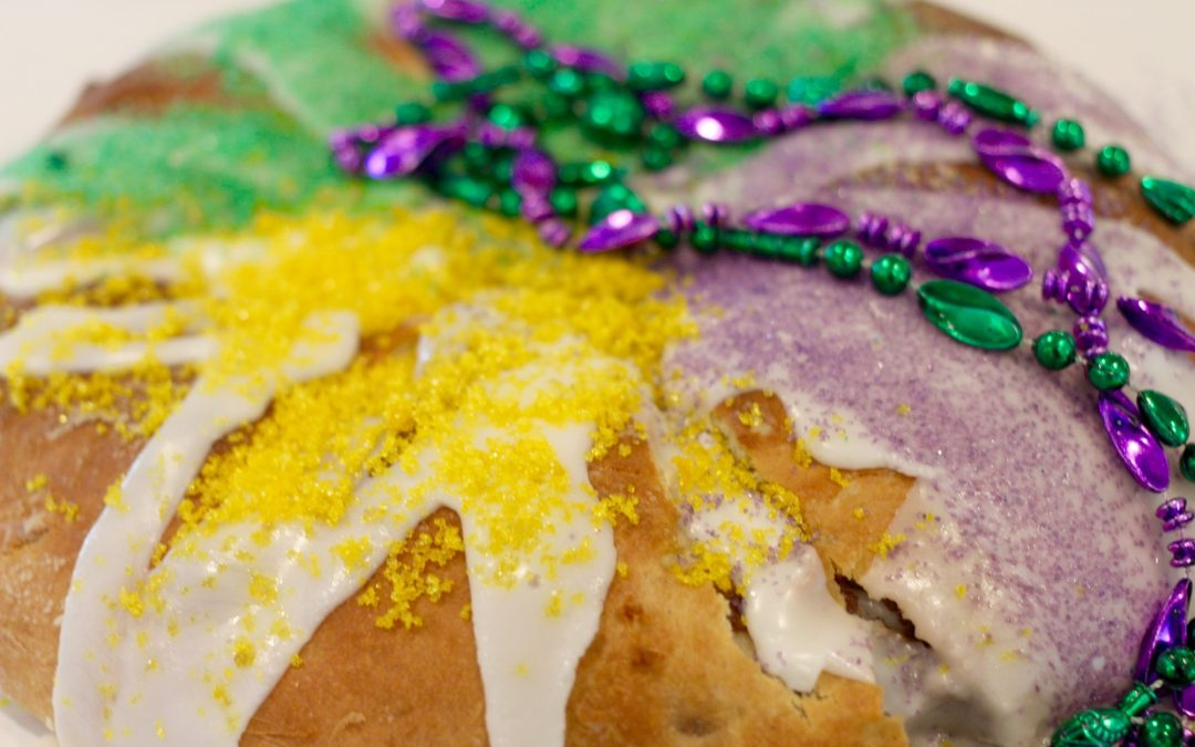 Let's Bake A King Cake!