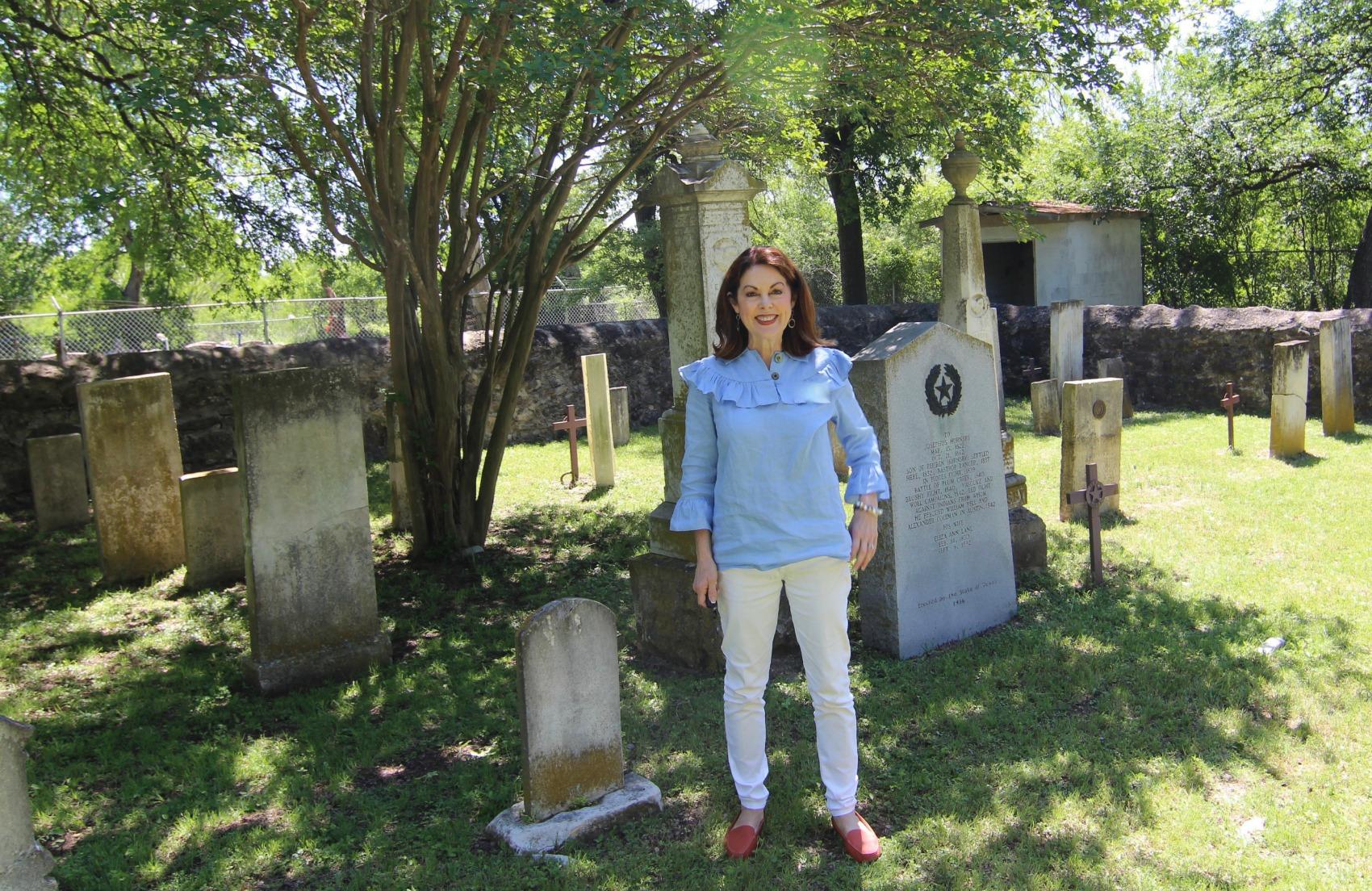 Historic Texas Cemetery, Hornsby Cemetery