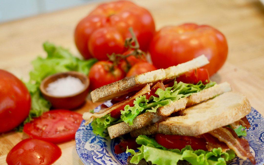 BLT – Best Summer Sandwich