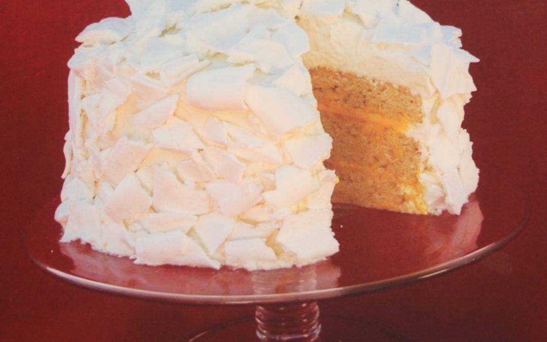 Blue Ribbon Lemon Cake