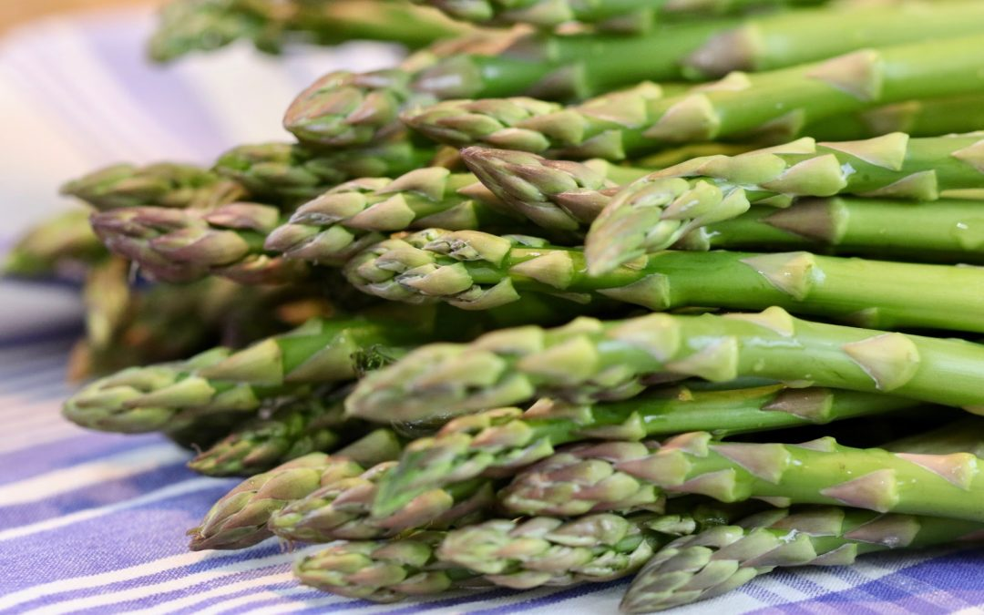 Asparagus, only the pure of heart