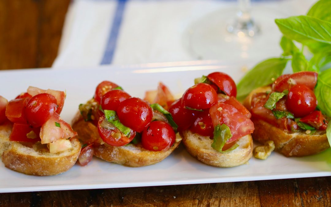 Make Your Bruschetta