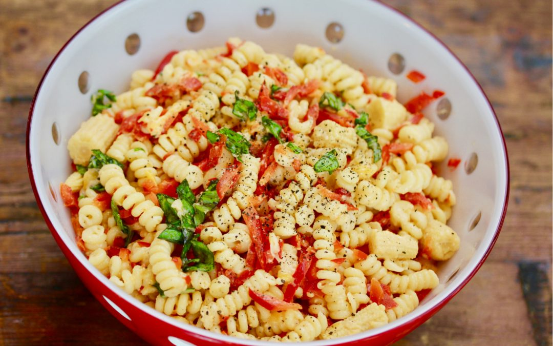 Seeking Summer Southern Comfort Food, pasta salad