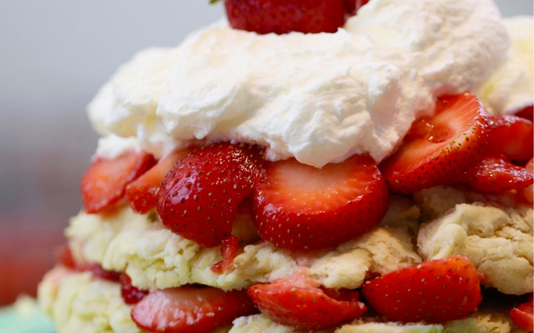 Strawberry Shortcake, Have A Berry Sweet Day