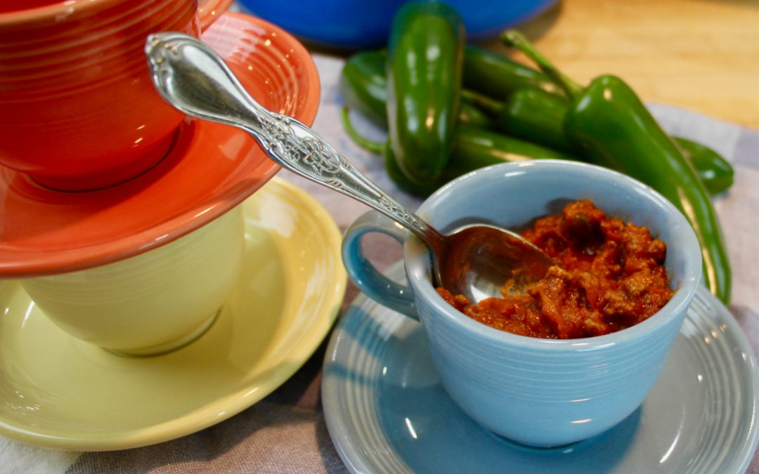 Chili Is The Official State Dish Of Texas
