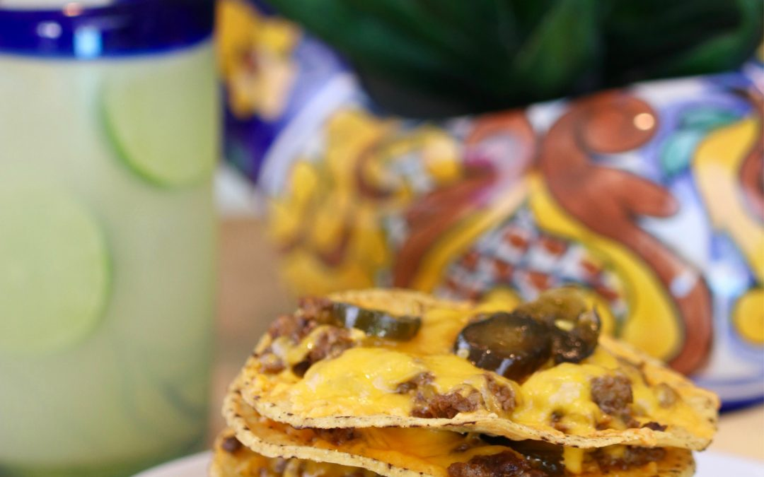 Get Ready For Some Game Day Nachos